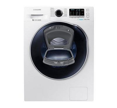 Samsung Front Load 7 Kg and 5 Kg Combo Wash and Dry