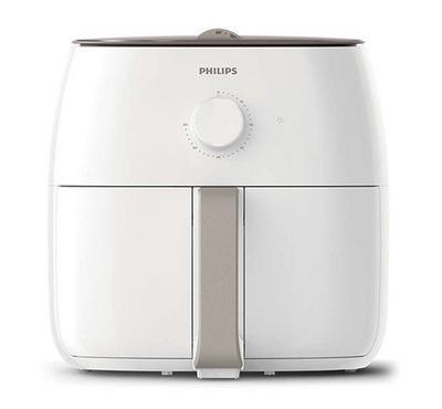 Philips, Viva Collection Airfryer XXL, 1.4KG, 2225W, White
