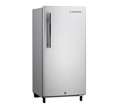 Westpoint 220L Refrigerator Silver