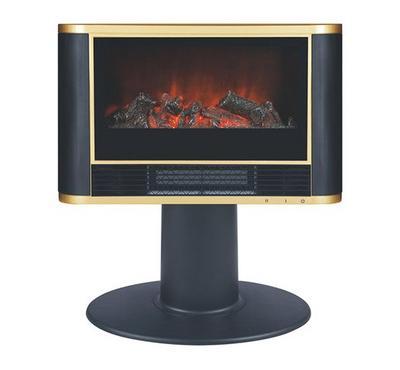كولين دفايةشاشة 1800 واط تظهر احساس اللهب تغطي مساحة 20-30