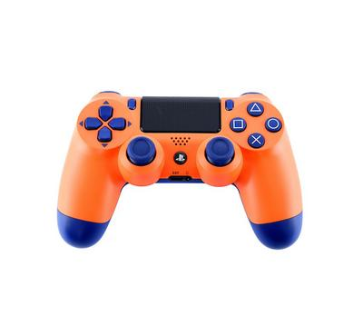 Sony PS4 Controller, Orange Sunset