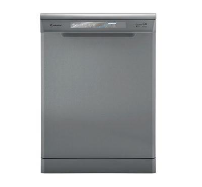 Candy Dish Washer, EVO SPACE 3, 16ps, 12 Programs, WiFi, Inox