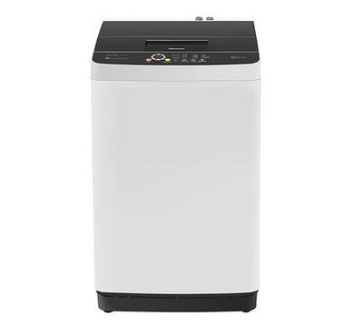 Hisense Washing Machine Top Load, 8.0KG, White