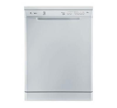 Candy Dishwasher w/ NFC, 13ps, 5 Programs, White
