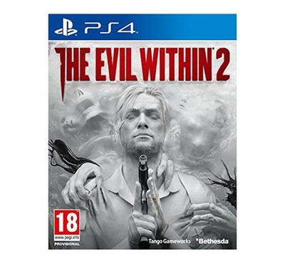 PS4 Game, The Evil Within 2