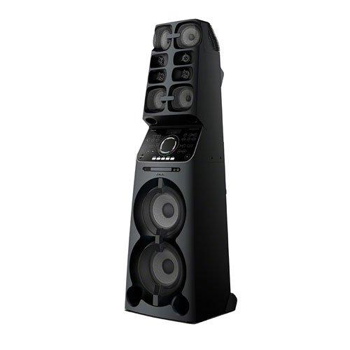 Sony Powerful sound with Mega Bass, Party lights