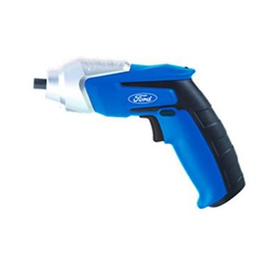 FORD Cordless Screwdriver, Battery 1500mAh, Soft Grip Handle
