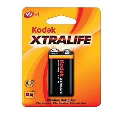 Kodak Max 1.5V Alkaline Battery 9V