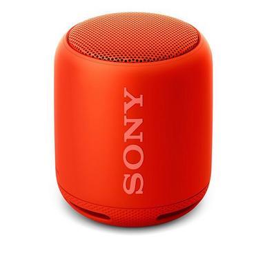 Sony Portable Wireless Bluetooth Speaker Red