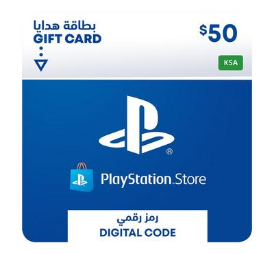 Wallet top up - 50 USD,  Saudi Store, Digital Code, Delivery By Email