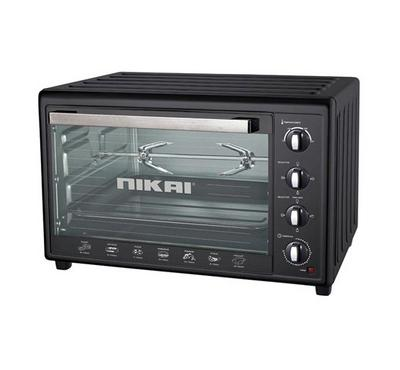 Nikai 120 Ltr 2700W ELectric Oven with Rotisserie and Convection