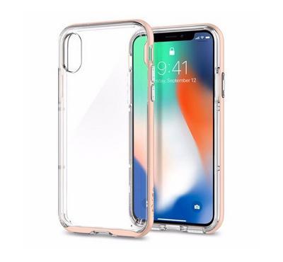 WK Design FLUXAY Series iPhone X Bumper Shell Case
