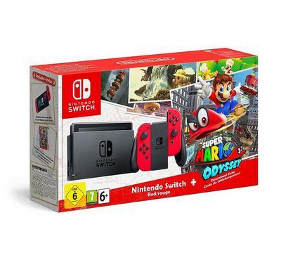 Nintendo Switch, Console Mario Odessey Edd