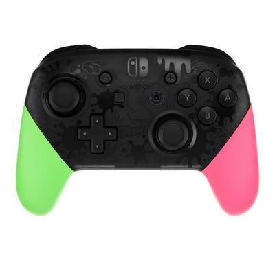 Nintendo Switch Pro Controller Splatton Edd