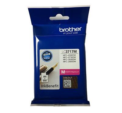 BROTHER Magenta Ink Cartridge For Brother Printer, yield is 550 Pages