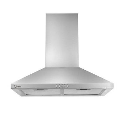Midea 60cm Chimney Cooker Hood 125W Stainless Steel