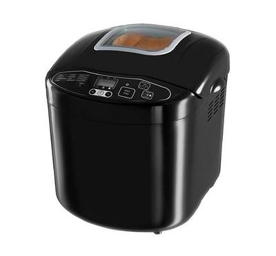 Russell Hobbs 4.3KG Compact Bread Maker 600W Black. Plastic Body