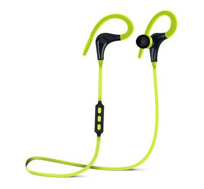 Hypergear MARATHON Sports Wireless Earphone Yellow Green
