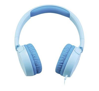 JBL, JR Kids On-ear Stereo Headphones, Blue