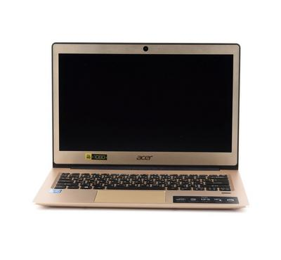 Acer Swift 1, Intel Celeron, 13.3 Inch, 4GB RAM, 64GB, Gold