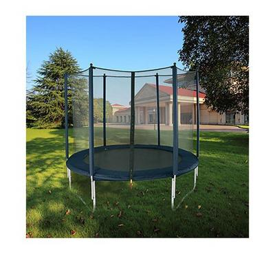 Trampoline 2.4M With Outer Safety Net