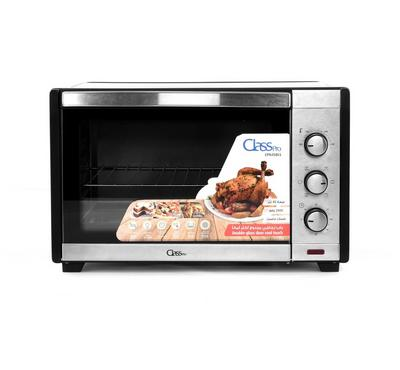 ClassPro, Electric Oven, 45L, Stainless Steel