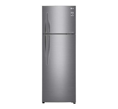 LG 358L Refrigerator Steel Finish