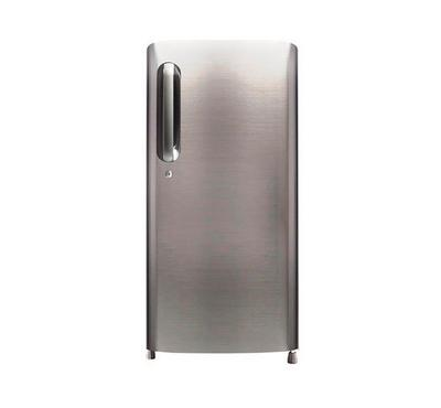 LG Refrigerator, 190 L, Single Door, Silver