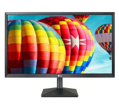 LG 22 inch Monitor FHD, Black