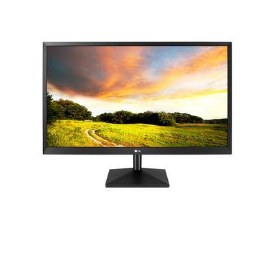 LG 27 inch Monitor, FHD 1920x1080, TFT-LCD, TN - Twisted Nematic, Black