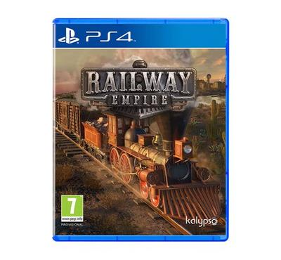 PS4 Game Railway Empire