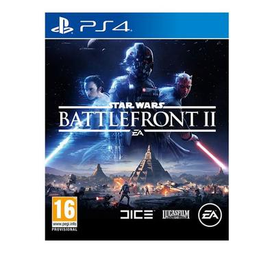 PS4 Game Star Wars Battlefront II -Standard Edition
