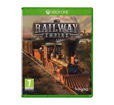 XBOX ONE Game Railway Empire