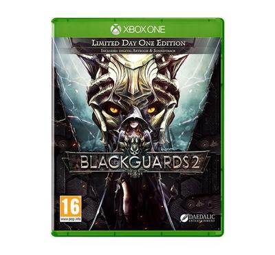 XBOX ONE Game Blackguards 2 -Limited Day One Edition