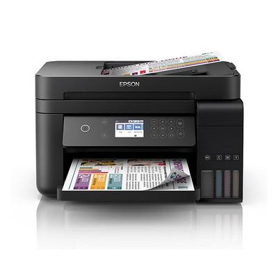 Epson AIO Ink Tank Printer WiFi With ADF 33ppm Black