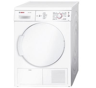 Bosch SERIE 4 7.0KG Condenser Clothes Dryer 2100W White