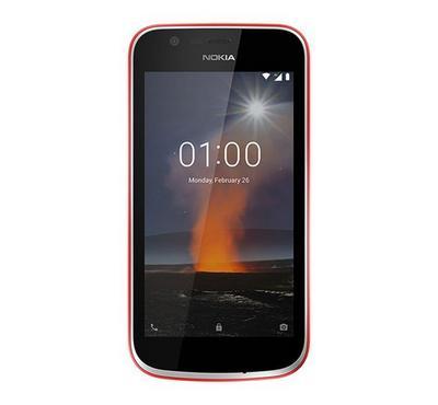 Nokia 1, 8GB, Warm Red
