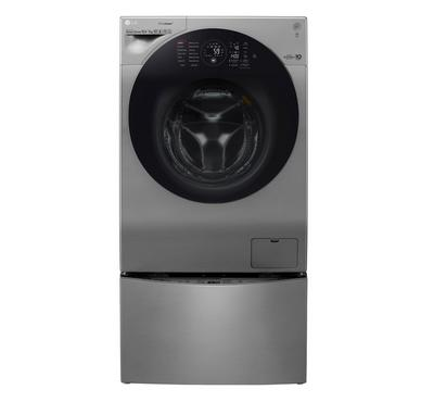 LG TWINWASH 10.5KG Washer/Dryer Plus 2KG Baby Mini Washer