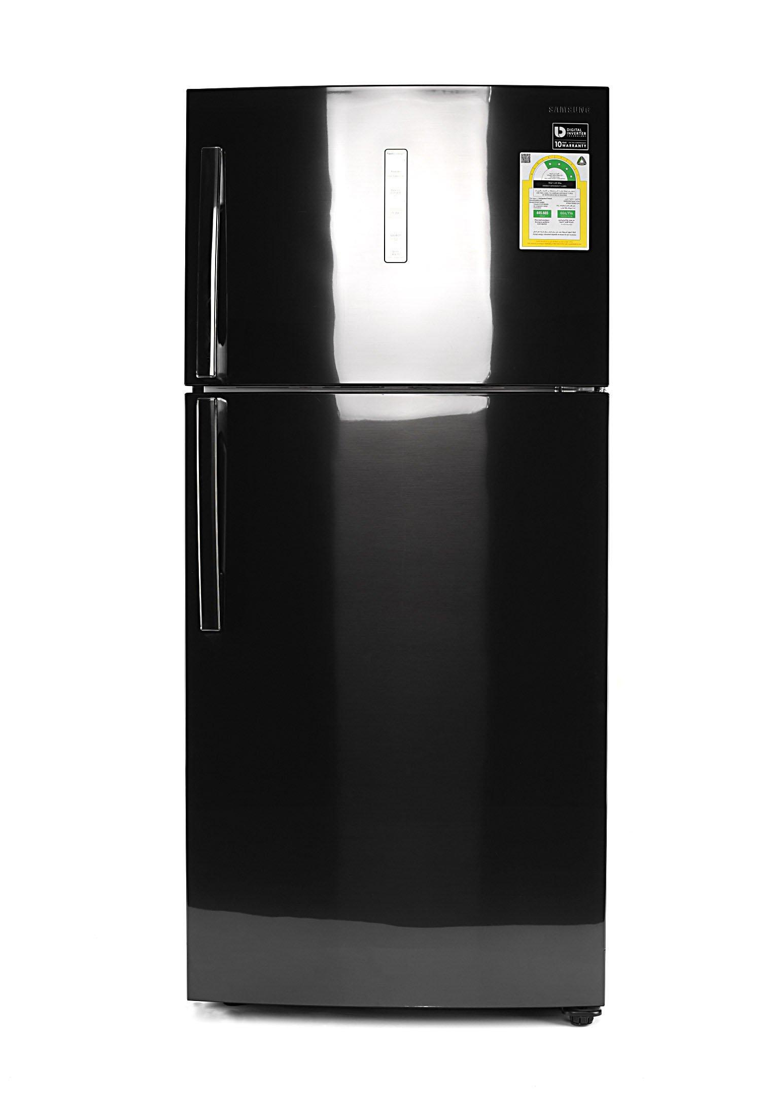 Samsung Refrigerator, 22 Cu.ft, Black Stainless