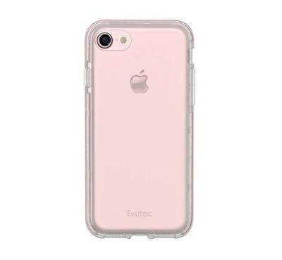 Evutec SELENIUM iPhone 8 PLUS Back Cover With Glass Screen Protector Plus Data Cable  Bundled