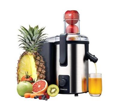 Kenwood, Juicer, 700W, Black/Silver