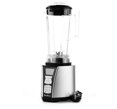 Moulinex, Blender, 1500W, High  Speed, 2L, Silver/Black