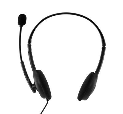 LOGITECH Stereo Headset H111, ANALOG - EMEA - ONE PLUG