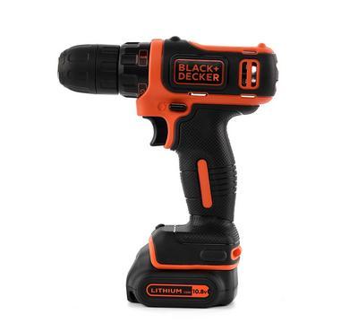 BLACK & DECKER 10.8V Compact Drill Driver
