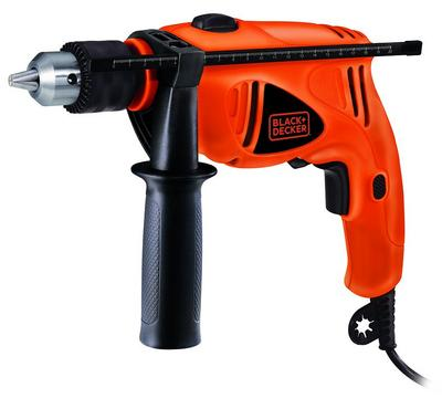 BLACK & DECKER 550W, 13mm Variable Speed Reversible Drill