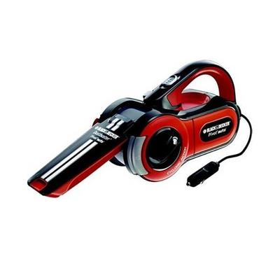 BLACK & DECKER 12V Pivot Cyclonic Car Vacuum