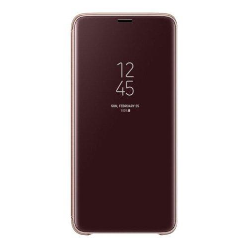 Samsung S9+ Star2 Clear View Standing Cover Gold