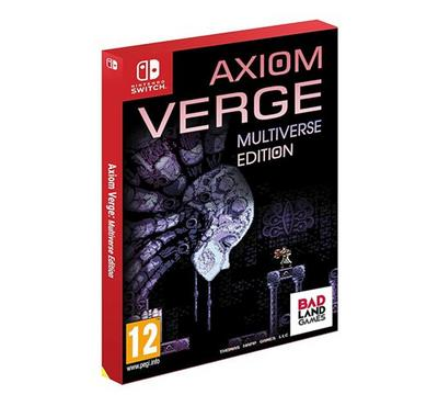Nintendo Switch Game Axiom Verge -Multiverse Edition