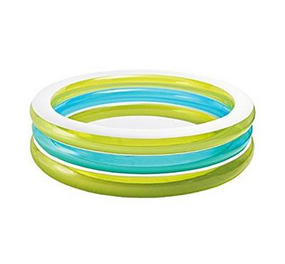 Intex Swim Center See-through Round Pool