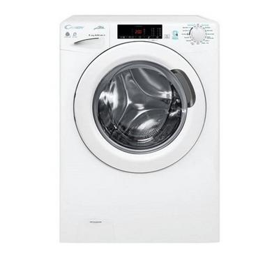 Candy Washer 8kg, Dryer 5kg, Front Load, Freestanding, White